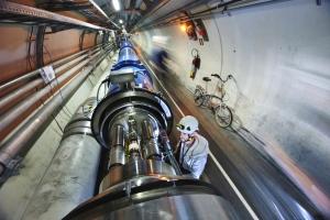 LHC, IFIC, estrategia europea física de partículas, aceleradores, CERN, física de partículas,