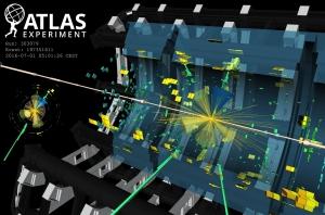 experiemento ATLAS, LHC, bosón de Higgs, quark top, IFIC
