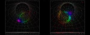 T2K, Super-Kamiokande, neutrino, oscilaciones de neutrinos, materia, antimateria, violación CP, simetría CP, IFIC, física de partículas,