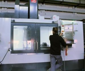 centro de mecanizado CNC, IFIC,