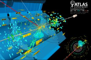 LHC, CERN, ATLAS, IFIC, bosón de Higgs, quark, física de partículas