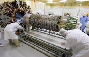 Inner Tracker ATLAS, detector de trazas de ATLAS, ATLAS, LHC, CERN, IFIC,