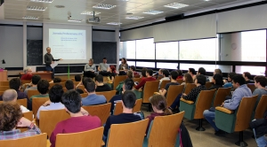 jornadas profesionales IFIC, investigación, orientación laboral,