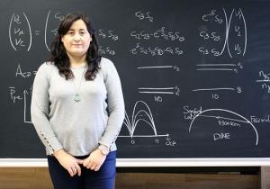 Mariam Tórtola, IFIC, neutrinos, física de partículas, física teórica,