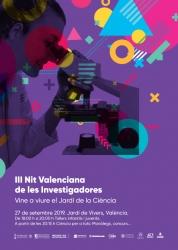 III Nit Valenciana de les Investigadores,  European Researchers' Night , IFIC, LHC, CERN, física nuclear,