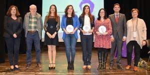 Ana Isabel Morales, Premis Concepción Aleixandre a la Dóna Científica Valenciana, Picanya,