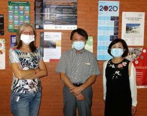 Hitoshi Yamamoto, IFIC, International Linear Collider, Linear Collider Collaboration, T2K,