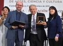 José Wagner Furtado Valle, Andrés Manuel López Obrador, Premio México de Ciencia y Tecnología, IFIC, física de neutrinos, física de partículas, América Latina,