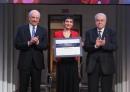 María Moreno Llácer, Premios Física, RSEF, BBVA, ATLAS, LHC, CERN, IFIC,