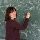Maia García Vergniory, materiales topológicos, topología, física de partículas, IFIC,