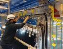 SciFi detector, LHCb experiment, LHC, CERN, IFIC, SiPM, fibras centelleadoras, física de partículas, física altas energías,