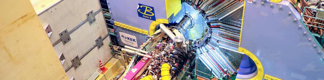 Belle II experiment, SuperKEKB, acelerador de partículas, IFIC