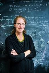 Bonni Fleming, IFIC, neutrino, física de partículas, mujeres, niñas, ciencia,