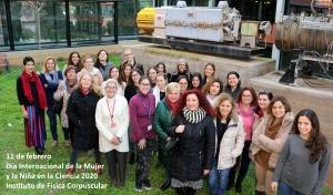 11 de febrero, Día Internacional Mujer y Niña en Ciencia, IFIC, física de partículas, física nuclear, girls in STEM,
