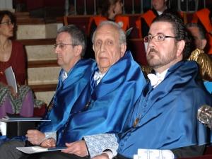 Roy J. Glauber, IFIC, Universitat València, doctor honoris causa, física, física de partículas, óptica cuántica,
